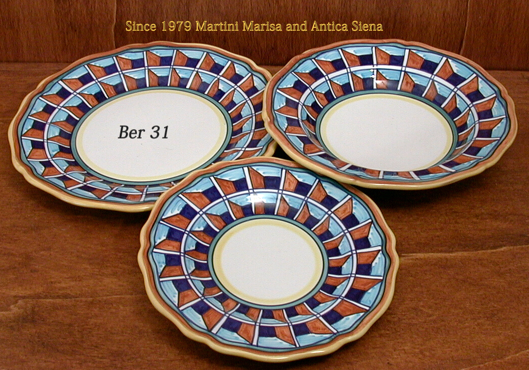 Since 1979 Martini Marisa and Antica Siena