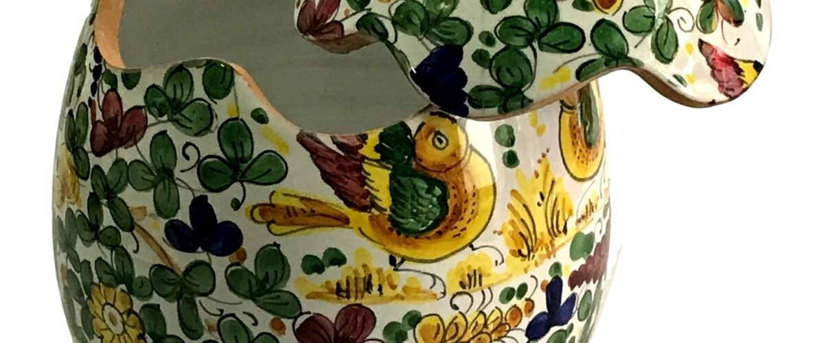Uova di Pasqua Antica Siena